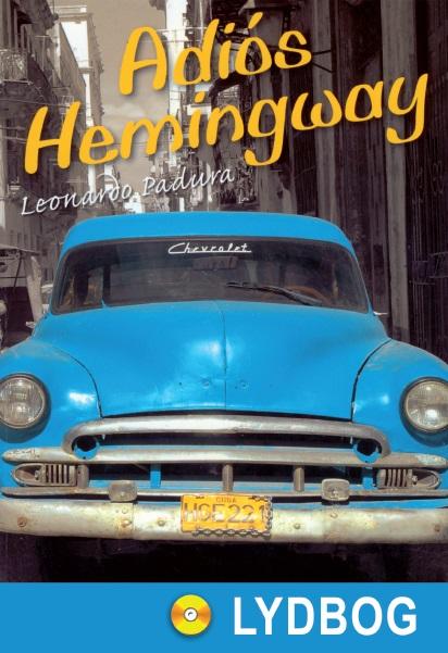 Image of   Adiós Hemingway (Lydbog)