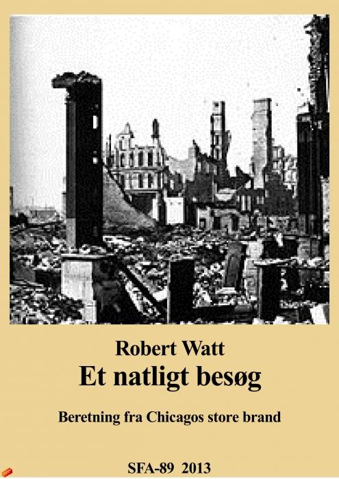 et natligt besøg (e-bog) fra robert watt