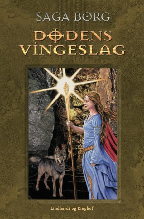 saga borg – Dødens vingeslag - 6. bind af jarastavens vandring (lydbog) på bogreolen.dk