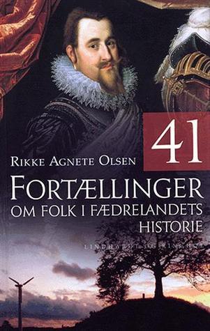 Image of   41 Fortællinger om folk i fædrelandets historie (Lydbog)