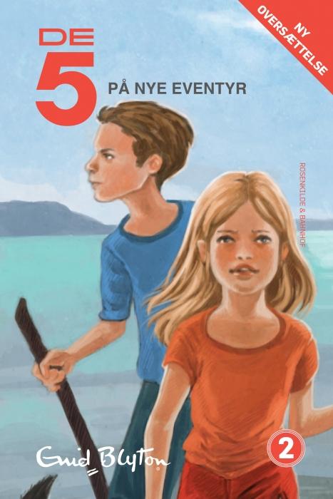 enid blyton De 5 på nye eventyr (e-bog) på bogreolen.dk