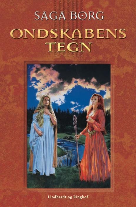 saga borg – Ondskabens tegn - 2. bind af jarastavens vandring (lydbog) fra bogreolen.dk