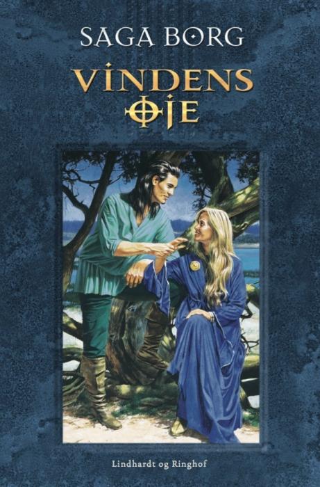 saga borg Vindens øje - 3. bind af jarastavens vandring (lydbog) fra bogreolen.dk