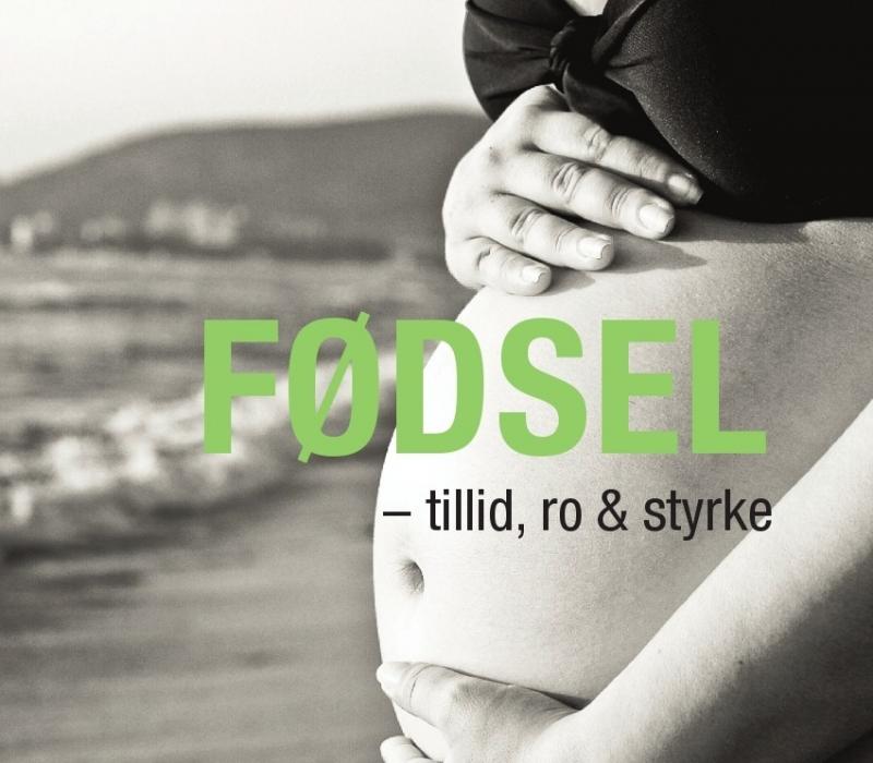 pia genet rasmussen – Fødsel - tillid, ro & styrke (lydbog) fra bogreolen.dk