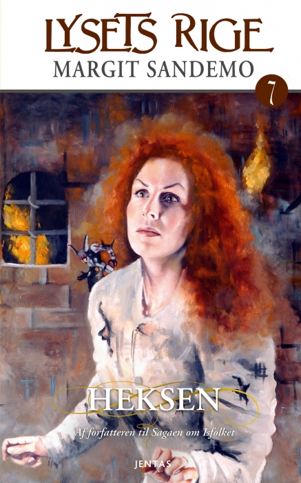 margit sandemo – Lysets rige 7 - heksen (e-bog) på bogreolen.dk