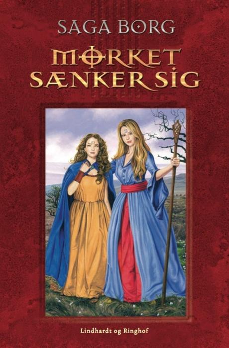 saga borg Mørket sænker sig - 5. bind af jarastavens vandring (lydbog) fra bogreolen.dk