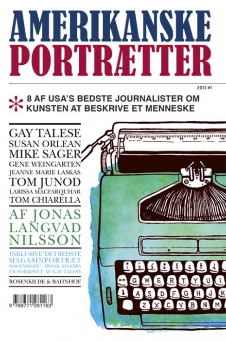 Amerikanske portrætter (e-bog) fra jonas langvad nilsson på bogreolen.dk