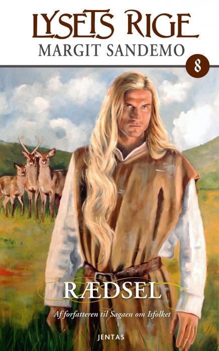 margit sandemo – Lysets rige 8 - rædsel (e-bog) på bogreolen.dk