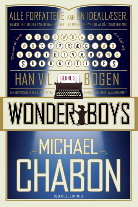 michael chabon Wonderboys (e-bog) fra bogreolen.dk