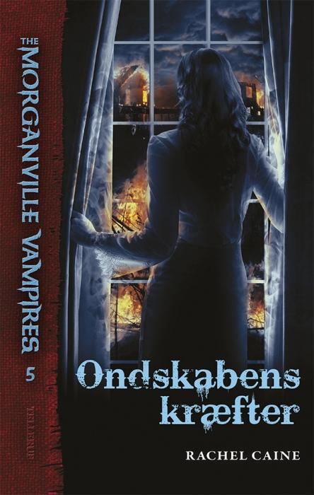 rachel caine The morganville vampires #5: ondskabens kræfter (e-bog) på bogreolen.dk