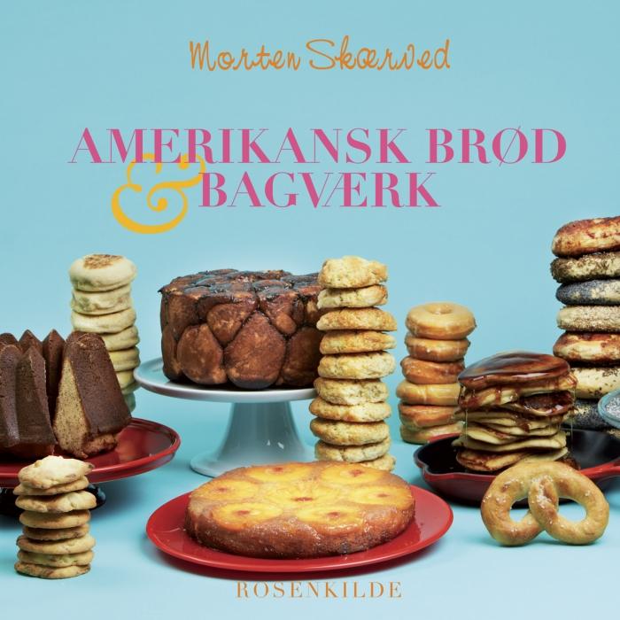 morten skærved Amerikansk brød og bagværk (e-bog) på bogreolen.dk