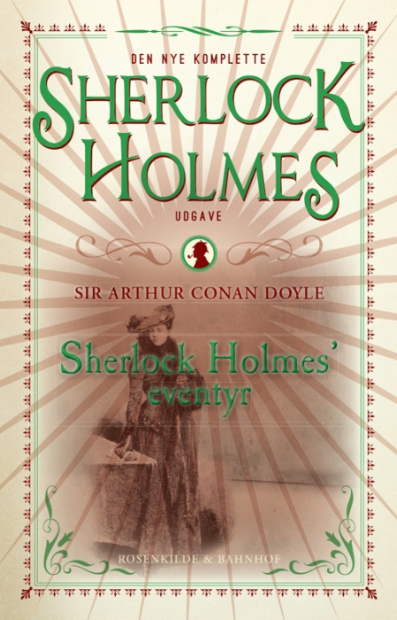 sir arthur conan doyle Sherlock holmes eventyr (e-bog) fra bogreolen.dk