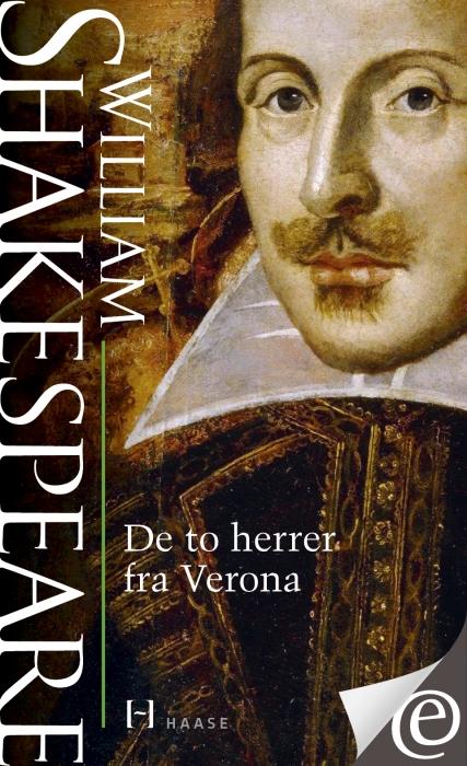 Image of   De to herrer fra Verona (E-bog)