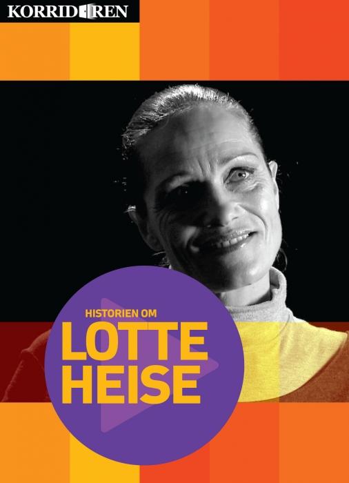 Image of Historien om Lotte Heise (Lydbog)