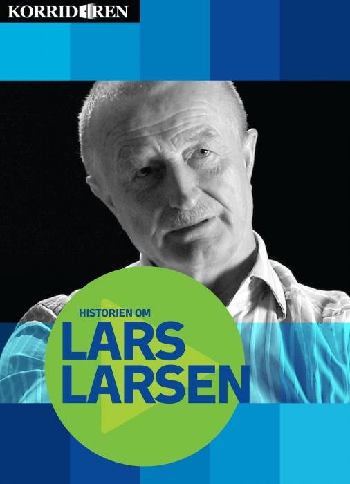 Image of Historien om Lars Larsen (Lydbog)