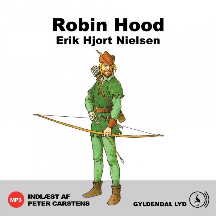 Robin hood (lydbog) fra erik hjorth nielsen på tales.dk