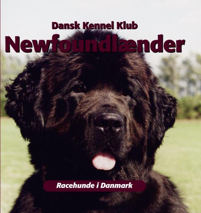 Newfoundlænder (e-bog) fra dansk kennelklub fra tales.dk