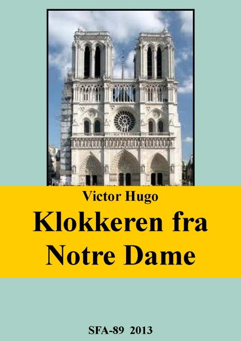 Klokkeren fra Notre Dame (E-bog)