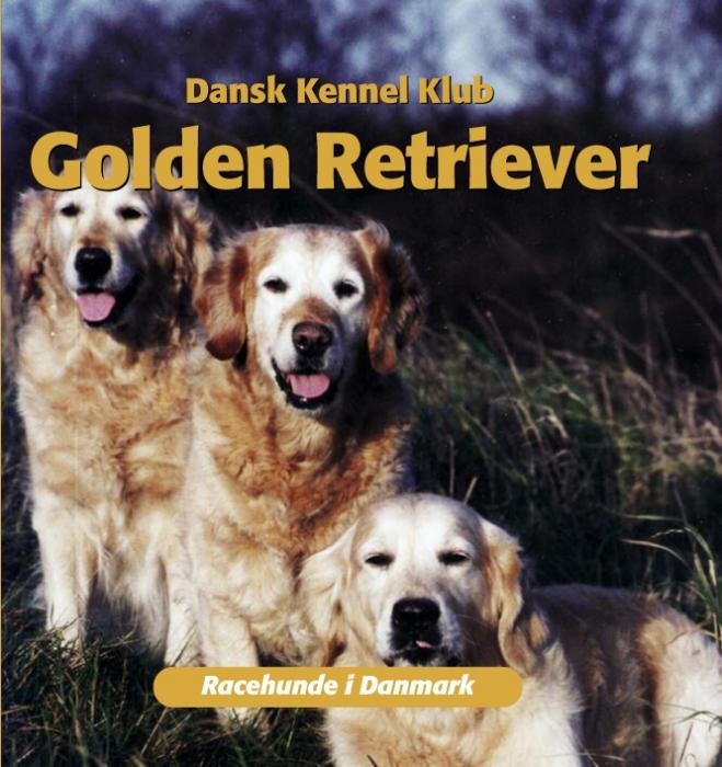 dansk kennelklub Golden retriever (e-bog) på tales.dk