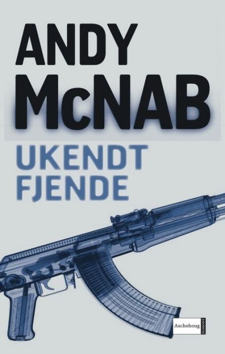 Image of Ukendt fjende (Lydbog)