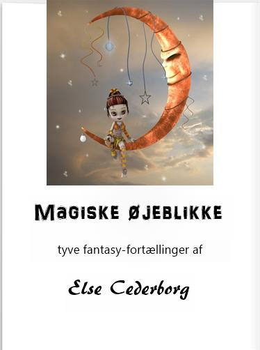 MAGISKE ØJEBLIKKE (E-bog)