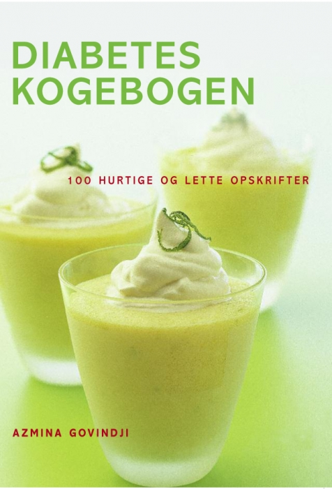 DIABETES KOGEBOGEN (E-bog)
