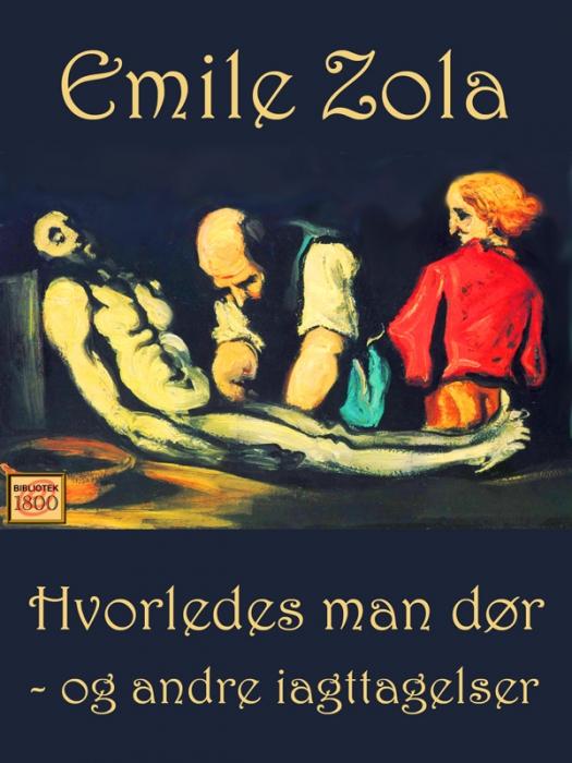 Image of Hvorledes man dør (E-bog)