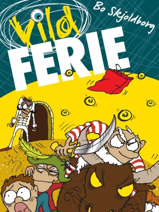 Vild ferie (lydbog) fra bo skjoldborg fra bogreolen.dk