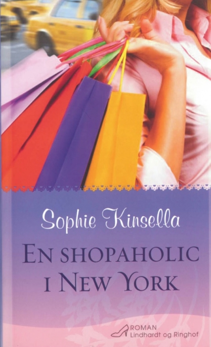 En shopaholic i New York (Lydbog)