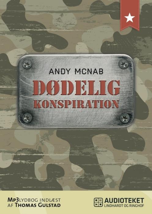 Image of Dødelig konspiration (Lydbog)