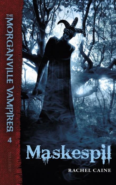 rachel caine The morganville vampires #4: maskespil (lydbog) fra bogreolen.dk