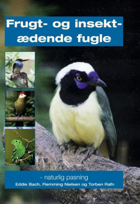 eddie bach Frugt- og insektædende fugle (e-bog) fra tales.dk