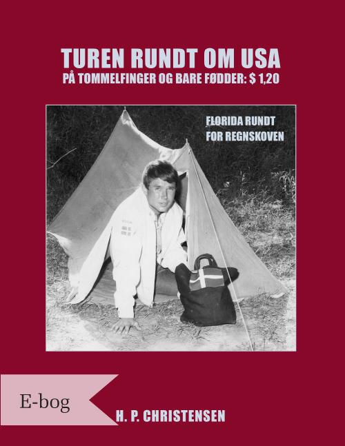 Turen rundt om USA (E-bog)