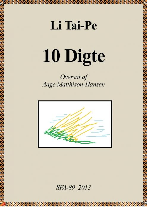 Image of   10 Digte (E-bog)