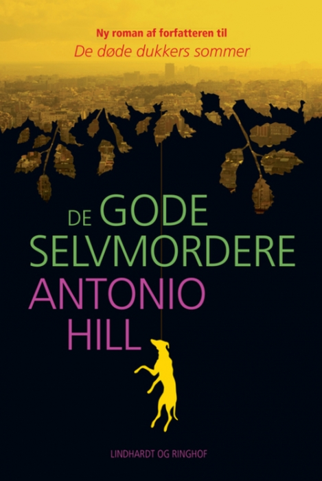 Image of De gode selvmordere (Lydbog)