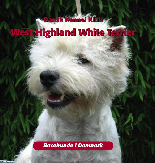 dansk kennelklub – West highland west terrier (e-bog) på tales.dk