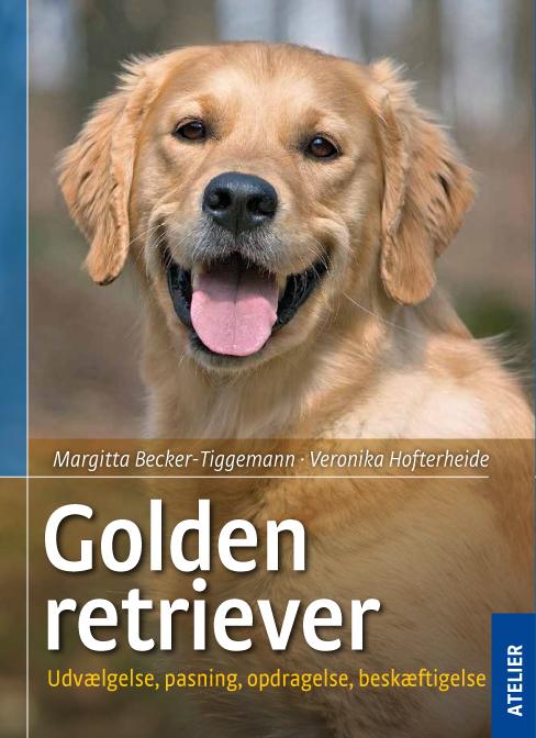 Golden retriever (e-bog) fra margitta becker-tiggemann fra tales.dk