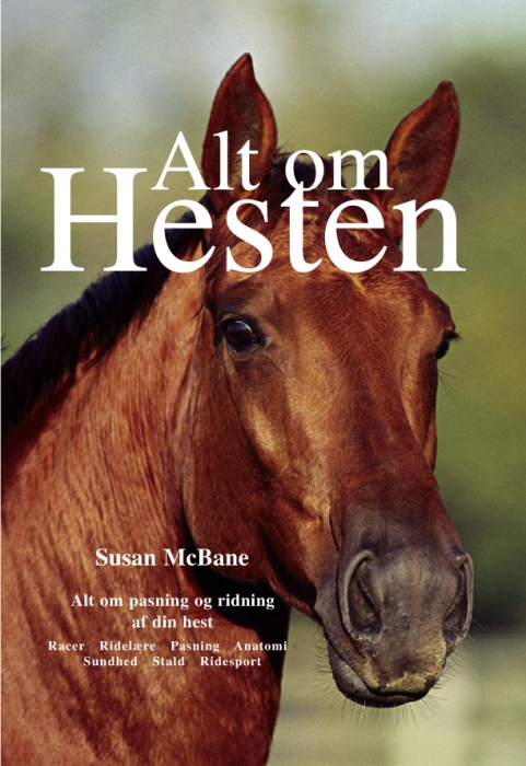 Image of   Alt om hesten (E-bog)