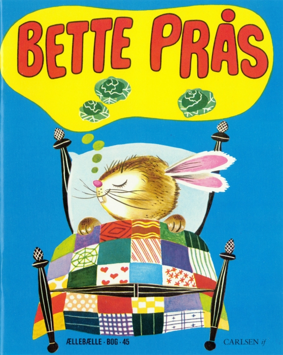 Bette prås (e-bog) fra alf evers fra bogreolen.dk