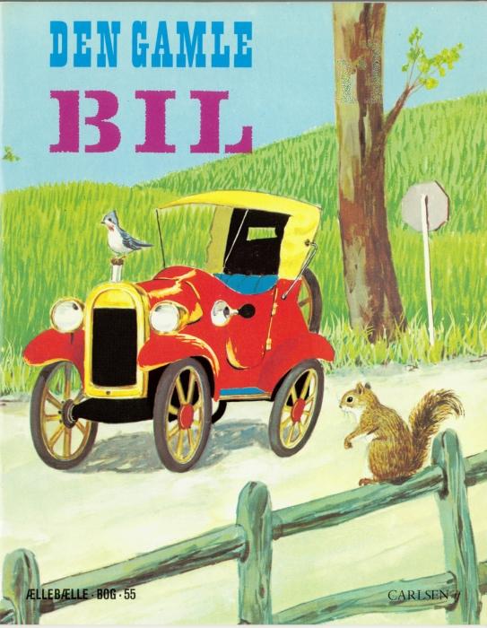 caroline d. emerson Den gamle bil (e-bog) fra bogreolen.dk