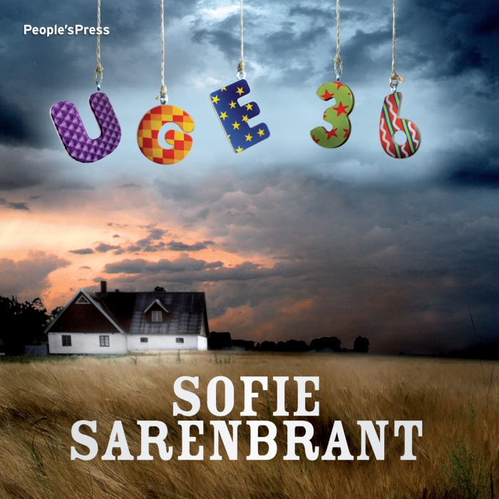 sofie sarenbrant Uge 36 (lydbog) fra bogreolen.dk