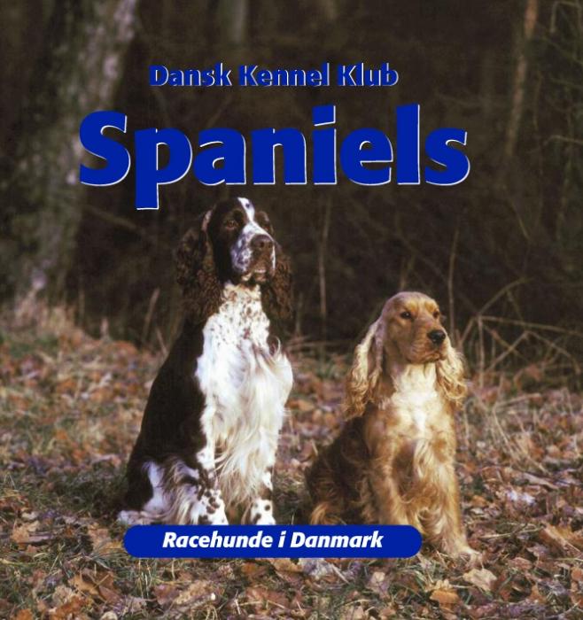 dansk kennelklub – Spaniels (e-bog) fra tales.dk