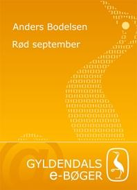 Image of Rød september (E-bog)