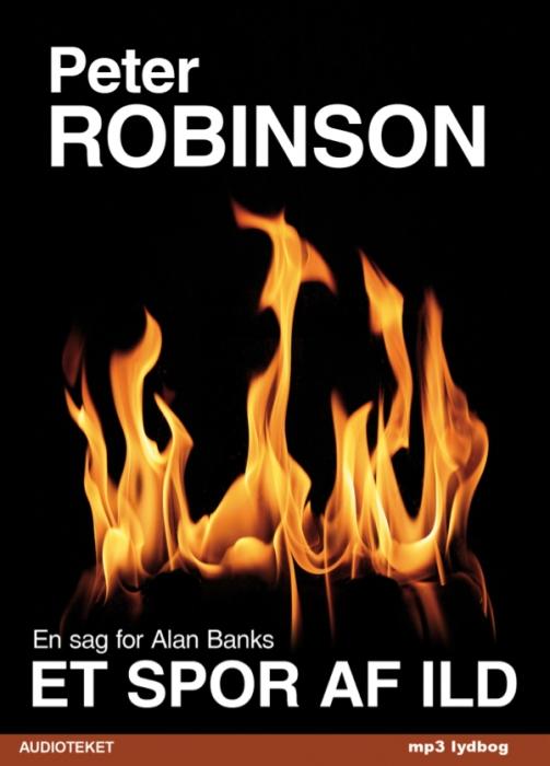 peter robinson et spor af ild (lydbog)