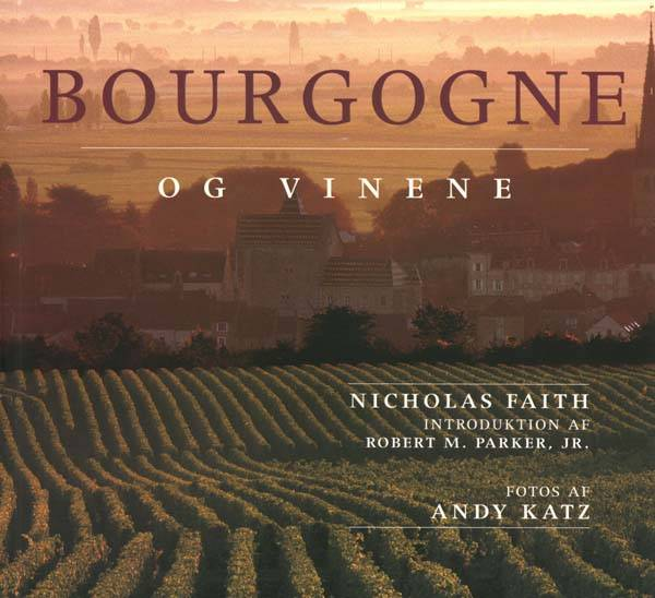 Image of   Bourgogne og vinene (E-bog)