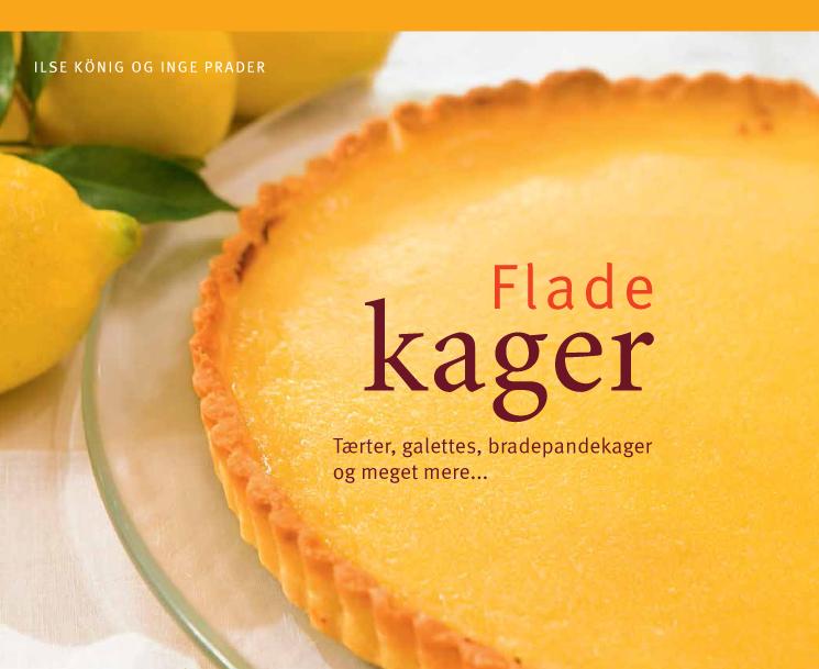 Flade kager (E-bog)