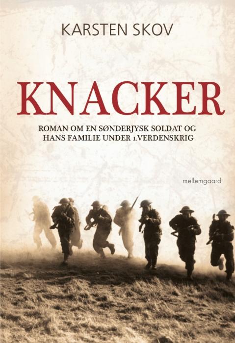 karsten skov Knacker (lydbog) fra bogreolen.dk