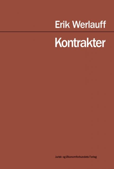 Kontrakter (e-bog) fra erik werlauff fra bogreolen.dk