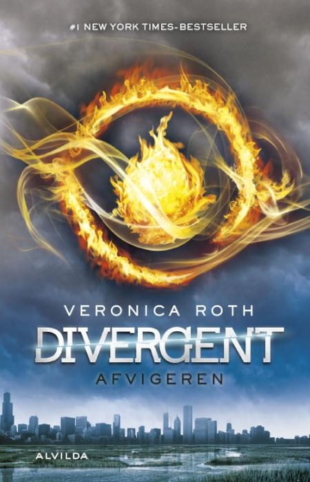 veronica roth – Divergent 1: afvigeren (e-bog) fra bogreolen.dk