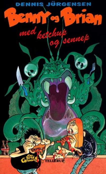 Benny og brian med ketchup og sennep (e-bog) fra dennis jürgensen fra bogreolen.dk